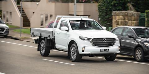 2021 Mazda BT-50 XT 4x4 review