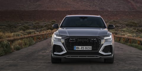 2020 Audi RS Q8 review