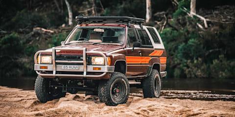 Project Cars: 1985 Toyota 4Runner SR5