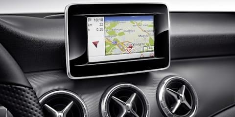 Mercedes-Benz to offer Google Glass navigation app