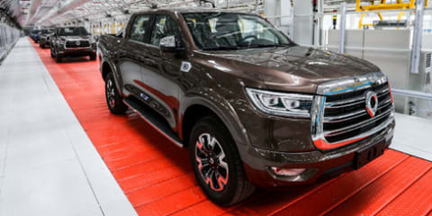 2021 Great Wall Motors Cannon ute due in showrooms later this year, promises advanced safety