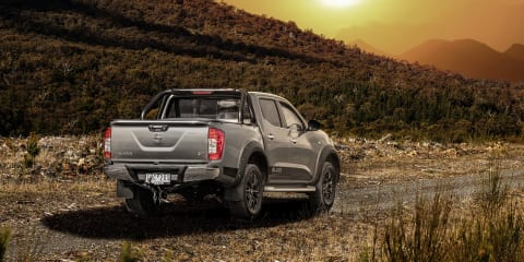 Nissan Navara Silverline, Black Edition launched