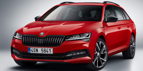 2020 Skoda Superb facelift: Australian launch delayed