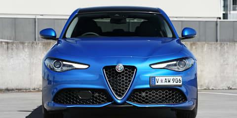 2019 Alfa Romeo Giulia Veloce review