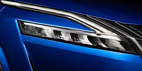 2021 Nissan Qashqai teased – UPDATE: February 18 debut confirmed, headlights teased
