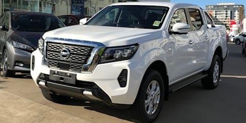 2021 Nissan Navara arrives early: in showrooms now