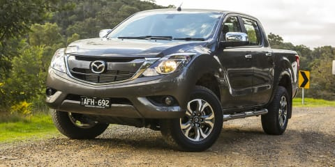 2015-16 Mazda BT-50 recalled for shifter fix