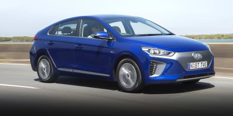Review: 2019 Hyundai Ioniq Electric first drive