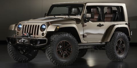 Jeep reveals six new concepts for annual Moab Safari