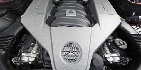 Mercedes-Benz C63 AMG : 4.0-litre twin-turbo V8 confirmed for flagship