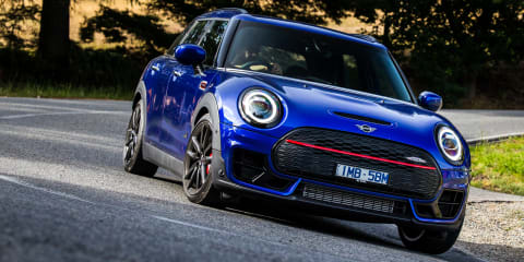 2020 Mini Clubman JCW review