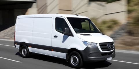 2019 Mercedes-Benz Sprinter recalled