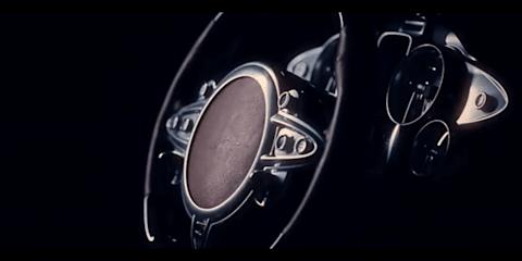 Video: Pagani Huayra teaser 3