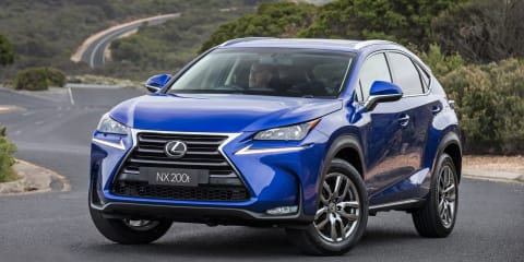 2015 Lexus NX200t Review