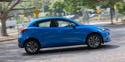 2017 Mazda 2 Genki review