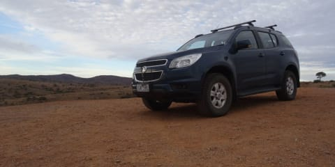 2016 Holden Colorado 7 LT (4x4) review Review