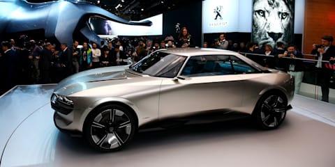 Five notable 2018 Paris motor show concept cars