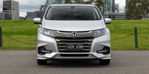 2019 Honda Odyssey recalled over seatbelt assembly fault