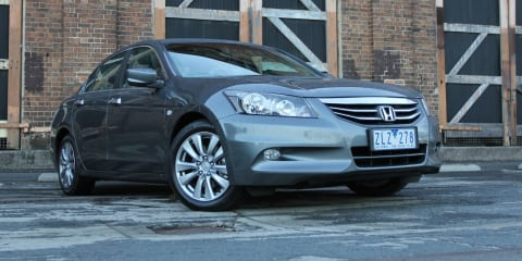 Honda Accord Review