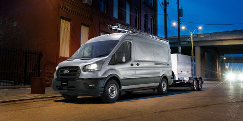 2020 Ford Transit pricing and specs