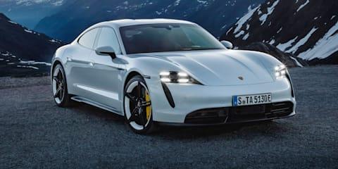 Porsche Taycan Turbo S equals Bugatti Veyron, beats 911 Turbo S in performance test