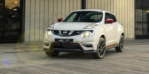 2019 Nismo Juke RS pricing and specs