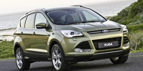 2013 Ford Kuga Titanium review