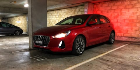 2017 Hyundai i30 SR review Review
