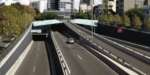 Cross City Tunnel in Sydney faces receivership