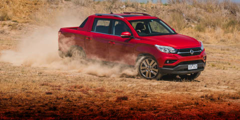 2019 SsangYong Musso Ultimate review