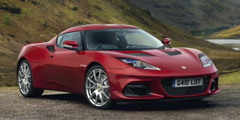 2020 Lotus Evora GT 410, GT 410 Sport pricing and specs