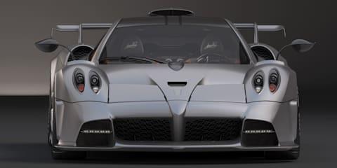 2020 Pagani Imola unveiled