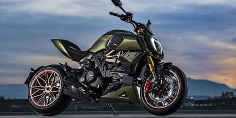 Ducati Diavel 1260 Lamborghini: Italian icons partner to build limited-edition superbike