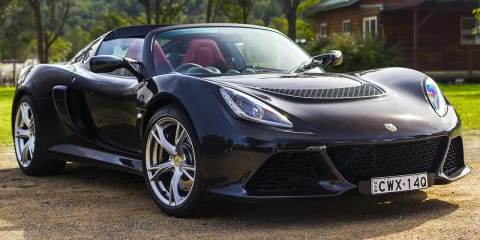 2015 Lotus Exige S Review : Six-speed Auto