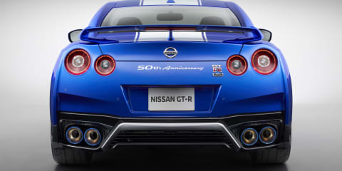 2020 Nissan GT-R Nismo and GT-R 50th Anniversary revealed