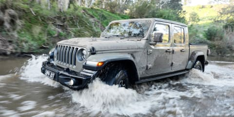2020 Jeep Gladiator pricing and specs