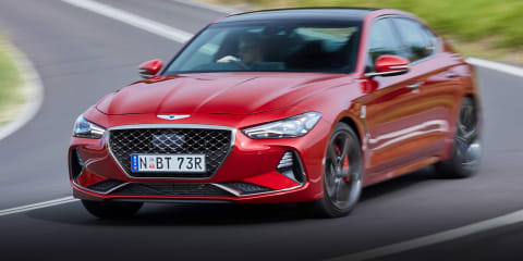 2019 Genesis G70 review | Korea's 3 Series rival driven