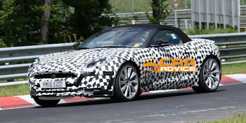 Jaguar F-Type R: hardcore roadster targets Vantage
