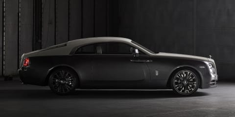 Rolls-Royce Wraith Eagle VIII revealed
