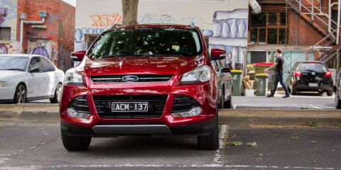 2015 Ford Kuga Speed Date