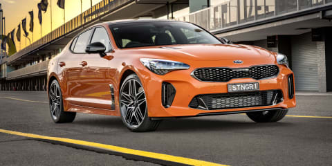 2021 Kia Stinger: Price rises and spec changes for facelifted model