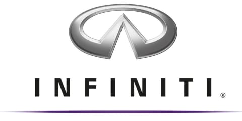 Infiniti confirmed for 2012 launch