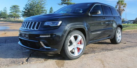 2014 Jeep Grand Cherokee SRT 8 (4x4) review