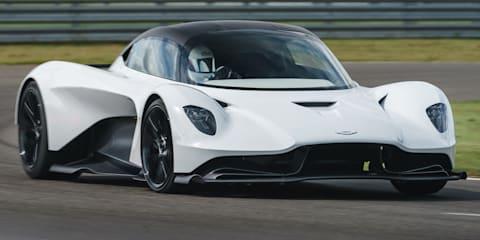 """""""重新设计""""的阿斯顿·马丁瓦尔哈拉取代了定制的V6引擎,梅赛德斯- amg混合动力V8引擎,首席执行官透露"""