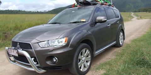 2011 Mitsubishi Outlander VR-X