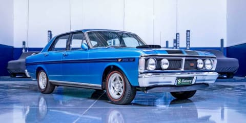 Ford Falcon GTHO Phase III sets new auction record: $1.15 million