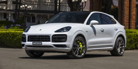 2020 Porsche Cayenne Turbo S E-Hybrid Coupe review