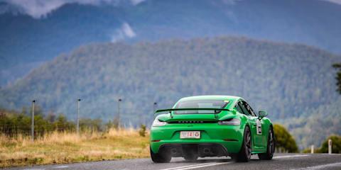 2021 Porsche 718 Cayman GT4 PDK review