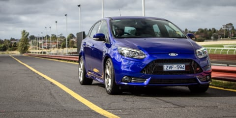 2014 Ford Focus ST track day review - Sandown Raceway