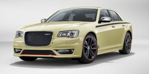 Chrysler 300 SRT Pacer sold out, sort of